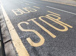 Residents hit out at new temporary bus lane on the Bath Road